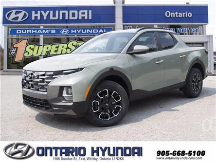 2022 Hyundai SANTA CRUZ PREFERRED 2.5T Preferred (Stk: 001147) in Whitby - Image 1 of 25
