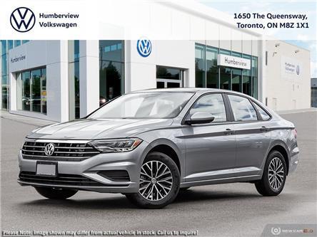 2021 Volkswagen Jetta Highline (Stk: 98882) in Toronto - Image 1 of 23