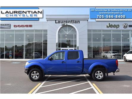 2012 Nissan Frontier  (Stk: 21294C) in Greater Sudbury - Image 1 of 16