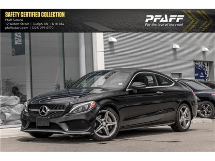 2017 Mercedes-Benz C-Class Base (Stk: SU0394) in Guelph - Image 1 of 12