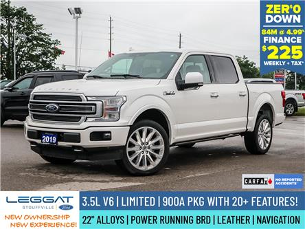 2019 Ford F-150 Limited (Stk: P068) in Stouffville - Image 1 of 30