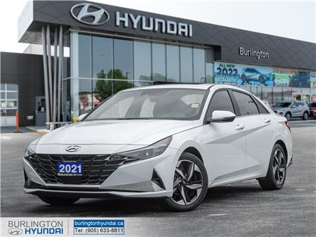 2021 Hyundai Elantra Ultimate (Stk: U1113) in Burlington - Image 1 of 22