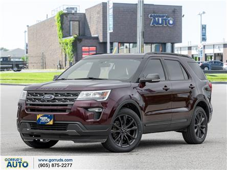 2018 Ford Explorer XLT (Stk: A74494) in Milton - Image 1 of 23