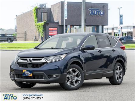 2019 Honda CR-V EX-L (Stk: 100822) in Milton - Image 1 of 24