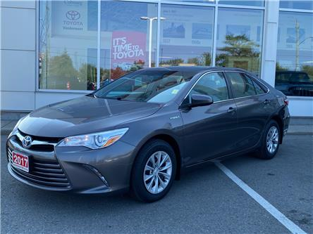 2017 Toyota Camry Hybrid LE (Stk: TX219A) in Cobourg - Image 1 of 23