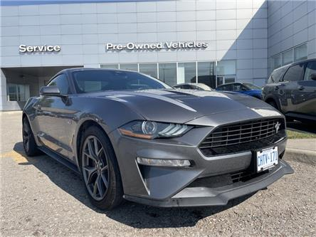 2021 Ford Mustang EcoBoost Premium (Stk: ) in Toronto - Image 1 of 7