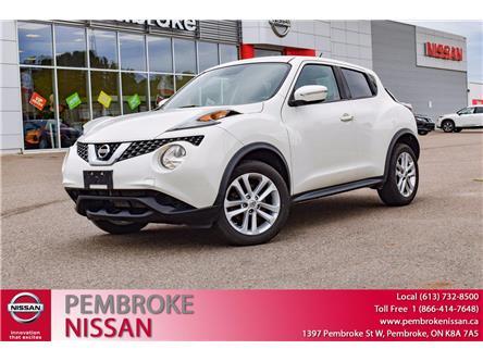 2016 Nissan Juke SV (Stk: 21098A) in Pembroke - Image 1 of 30