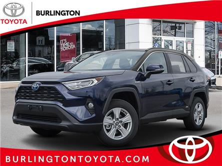 2021 Toyota RAV4 Hybrid XLE (Stk: 218296) in Burlington - Image 1 of 23