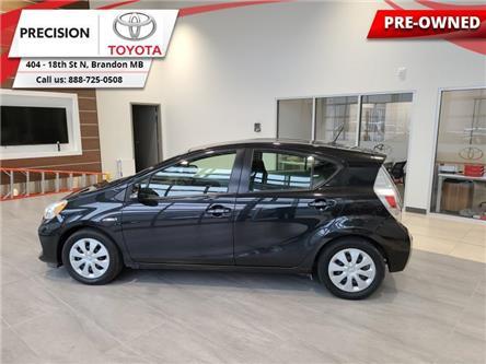 2013 Toyota Prius C C (Stk: 220071) in Brandon - Image 1 of 24