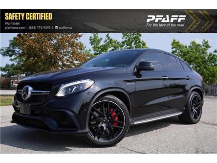2019 Mercedes-Benz AMG GLE 63 Base (Stk: 24073A) in Mississauga - Image 1 of 22