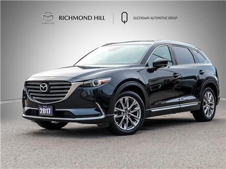 2017 Mazda CX-9 GT (Stk: 21-623DTA) in Richmond Hill - Image 1 of 25