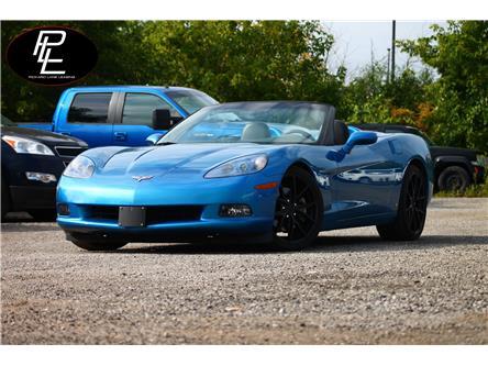 2009 Chevrolet Corvette Base (Stk: 109207) in Bolton - Image 1 of 14