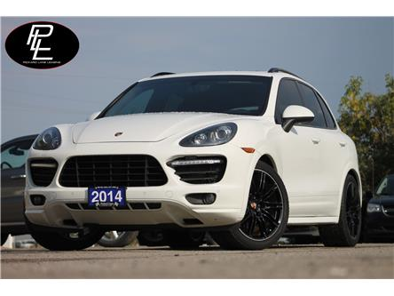 2014 Porsche Cayenne GTS (Stk: A77810) in Bolton - Image 1 of 26
