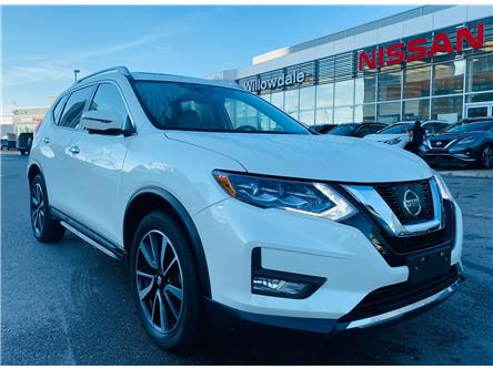 2017 Nissan Rogue SL Platinum (Stk: N2318A) in Thornhill - Image 1 of 22