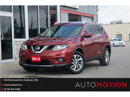 2014 Nissan Rogue  (Stk: 211576) in Chatham - Image 1 of 24