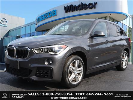 2017 BMW X1 xDrive28i (Stk: TR69781) in Windsor - Image 1 of 27
