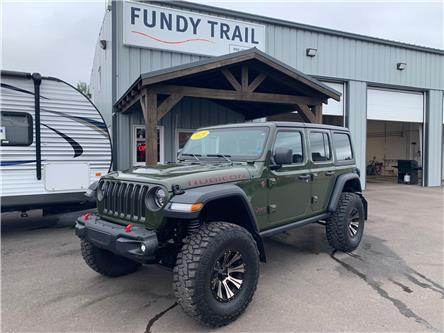 2020 Jeep Wrangler Unlimited Rubicon (Stk: 1961b) in Sussex - Image 1 of 12