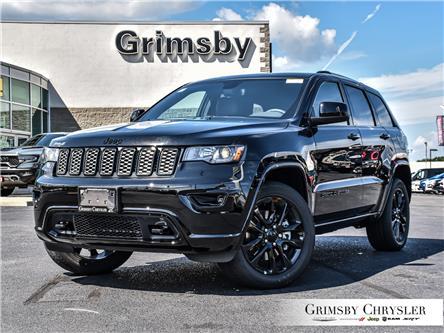 2021 Jeep Grand Cherokee Laredo (Stk: N21319) in Grimsby - Image 1 of 29