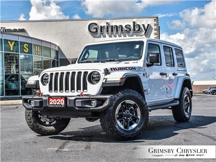 2020 Jeep Wrangler Unlimited Rubicon (Stk: U5241) in Grimsby - Image 1 of 29
