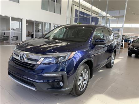 2020 Honda Pilot EX-L Navi (Stk: V7845) in Saskatoon - Image 1 of 21