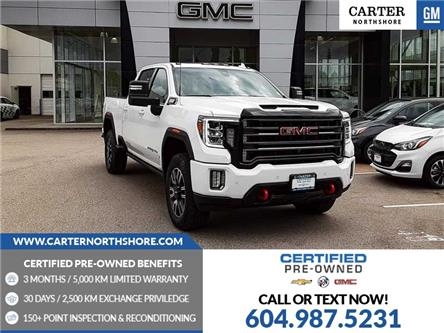 2021 GMC Sierra 3500HD AT4 (Stk: 1TA77311) in North Vancouver - Image 1 of 30