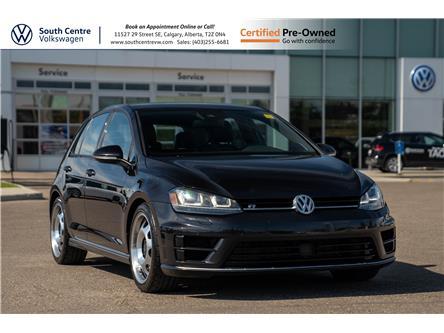 2016 Volkswagen Golf R 2.0 TSI (Stk: U6775) in Calgary - Image 1 of 46