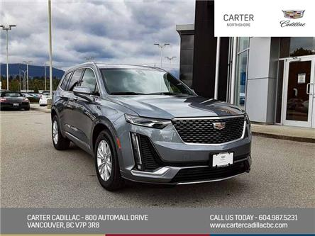 2022 Cadillac XT6 Luxury (Stk: 2D58870) in North Vancouver - Image 1 of 24