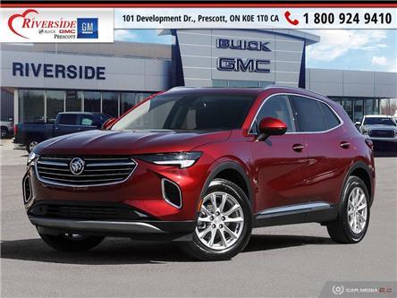 2021 Buick Envision Preferred (Stk: Z21085) in Prescott - Image 1 of 22