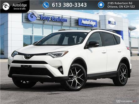2018 Toyota RAV4 SE (Stk: A0894) in Ottawa - Image 1 of 27