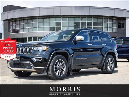 2020 Jeep Grand Cherokee Limited (Stk: 4479A) in Winnipeg - Image 1 of 26