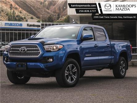 2017 Toyota Tacoma TRD Off Road (Stk: P3402) in Kamloops - Image 1 of 33