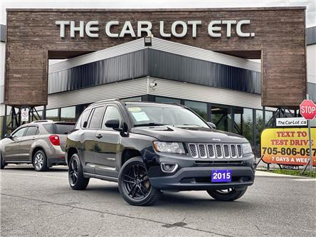 2015 Jeep Compass Sport/North (Stk: 21399) in Sudbury - Image 1 of 24