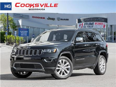 2017 Jeep Grand Cherokee Limited (Stk: 8519P) in Mississauga - Image 1 of 23