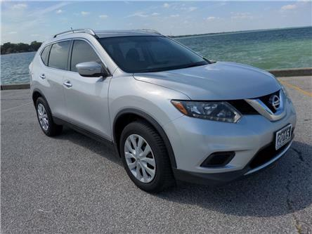 2015 Nissan Rogue S (Stk: D0415) in Belle River - Image 1 of 15