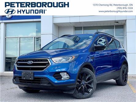 2018 Ford Escape Titanium (Stk: H13082A) in Peterborough - Image 1 of 30