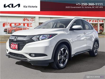 2018 Honda HR-V EX-L (Stk: SO21-423EVAA) in Victoria - Image 1 of 23