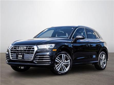 2018 Audi Q5 2.0T Progressiv (Stk: C8778A) in Vaughan - Image 1 of 22