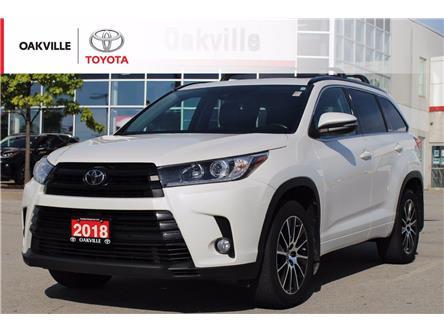 2018 Toyota Highlander XLE (Stk: LP8614) in Oakville - Image 1 of 21