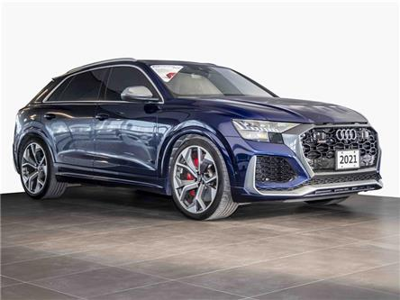 2021 Audi RS Q8 4.0T (Stk: 93785A) in Nepean - Image 1 of 21
