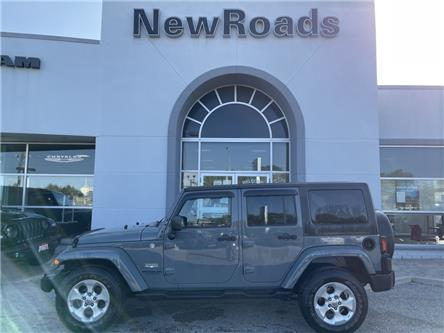 2015 Jeep Wrangler Unlimited Sahara (Stk: 25754T) in Newmarket - Image 1 of 11
