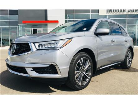 2019 Acura MDX Tech (Stk: 7961) in Moose Jaw - Image 1 of 39