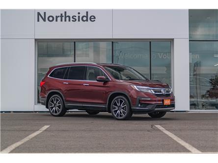 2019 Honda Pilot Touring (Stk: V0649) in Sault Ste. Marie - Image 1 of 23