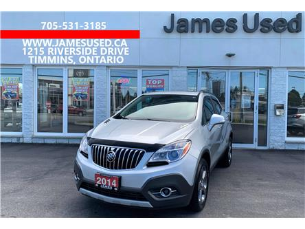 2014 Buick Encore Leather (Stk: P02973A) in Timmins - Image 1 of 9