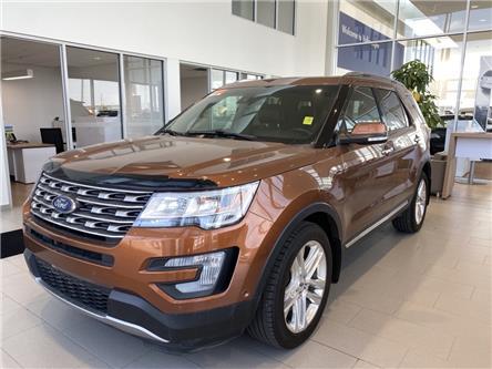 2017 Ford Explorer Limited (Stk: F0476) in Saskatoon - Image 1 of 17
