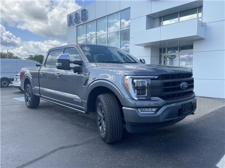 2021 Ford F-150 Lariat (Stk: A6247) in Perth - Image 1 of 24