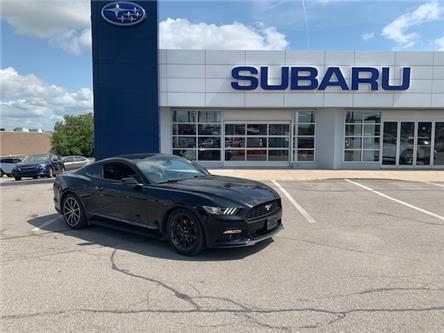 2016 Ford Mustang EcoBoost Premium (Stk: P1119) in Newmarket - Image 1 of 9