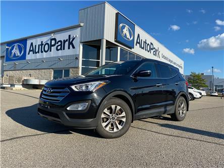 2016 Hyundai Santa Fe Sport 2.4 Luxury (Stk: 16-20535) in Barrie - Image 1 of 28