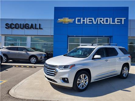 2018 Chevrolet Traverse High Country (Stk: 194513) in Fort MacLeod - Image 1 of 14