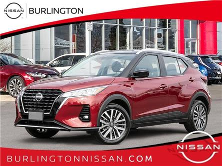 2021 Nissan Kicks SV (Stk: B4062) in Burlington - Image 1 of 23