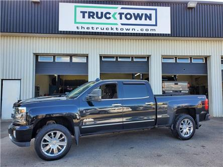 2017 Chevrolet Silverado 1500 High Country (Stk: T0574) in Smiths Falls - Image 1 of 22